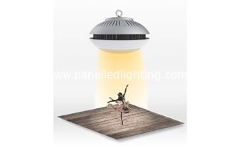 China High luminous 100 watt led high bay light with built - in Fan for better heat sink supplier