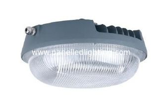 China Round Retrofit led gas station canopy lights , 80W 120W under canopy lighting supplier