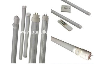 China 0.3M-3M Lenght T10 / T8 LED tube light 5W-50W  AC90-265/277V input for Home supplier