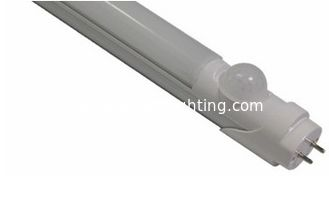 China 2700-6500K PIR LED Tube lighting with motion sensor , t8 led tube light 18w supplier