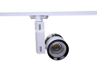 China 30W 45W Inside driver dimmable LED Track Light fixture 3 years Warranty supplier