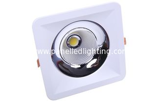 China High Lumen 40w LED Recessed Downlight for theatre , stage and museum lighting supplier