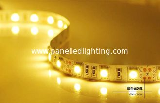 China DC12/24V 5m IP65 LED Strips Light , Energy saving Led flexible strip lights supplier