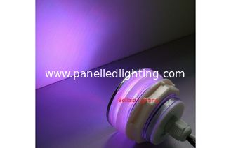 China Underwater LED SPA Light RGB Color Changing For Bathtub And Swimming Pool supplier