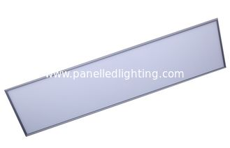 China Pure white Rectangle Dimmable LED Panel Light with meanwell driver for Residential supplier