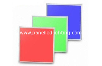 China Multi color changing RGB LED Panel Light , 600x600 led square panel light supplier