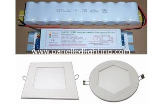 China 2700-6500K 1200-1300Lm Emergency LED Panel Light , led circular panel lights supplier