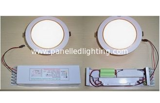 China SMD2835 18w round led rechargeable emergency light for home , hotel , office , hospital supplier