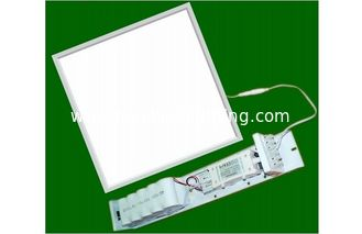 China Rechargeable led emergency lights for buildings , battery powered led panel Light supplier
