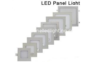 China Energy - saving Super bright LED Flat Panel Lighting for Supermarkets 3 - 24W supplier