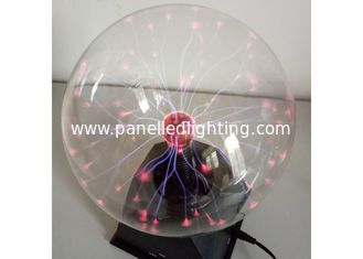 China Amazing 8 Inch Plasma Lightning Ball For Festival Gift Or Decoration supplier