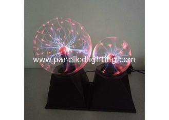 China Magic 12 15 Inch Plasma Orb For Laboratory Demonstration Or Disco , Plasma Light Bulb supplier