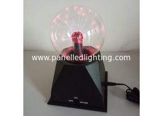China Colorful Novelty Static 4 Inch Plasma Light Ball Can Improve Lung Function supplier