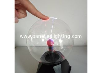 China 8 Inch Plasma Light Ball / Magic Plasma Ball For Bar, Coffee House supplier