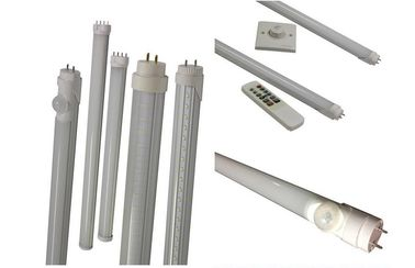 China 0.3M-3M Lenght T10 / T8 LED tube light 5W-50W  AC90-265/277V input for Home distributor