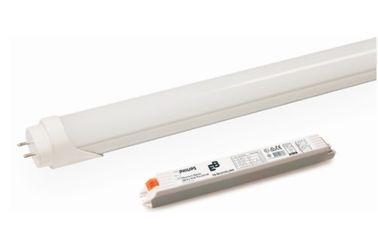 China Compatiable ballast T8 / T0 LED Tube Lighting For Parking lot ,  office , school distributor