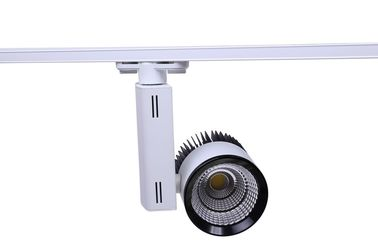 China 30W 45W Inside driver dimmable LED Track Light fixture 3 years Warranty distributor