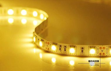 China DC12/24V 5m IP65 LED Strips Light , Energy saving Led flexible strip lights distributor